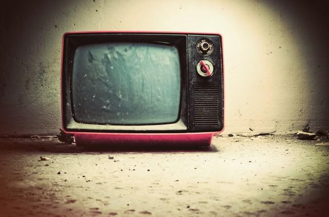Fernseher alt