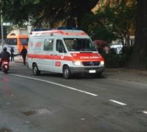 Radfahrerin schwer verletzt