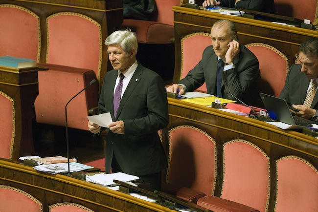 Senator Hans Berger