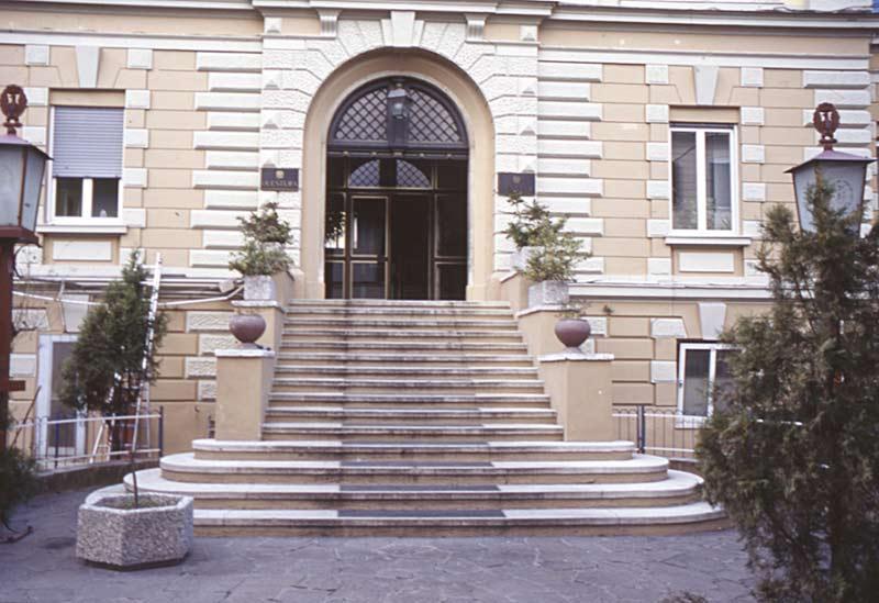 Der Polizeipalast in Bozen