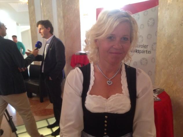 Bürgermeisterin Angelika Wiedmer