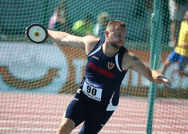 Hannes Kirchler in Aktion