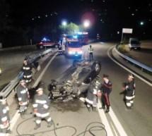Weniger Unfälle