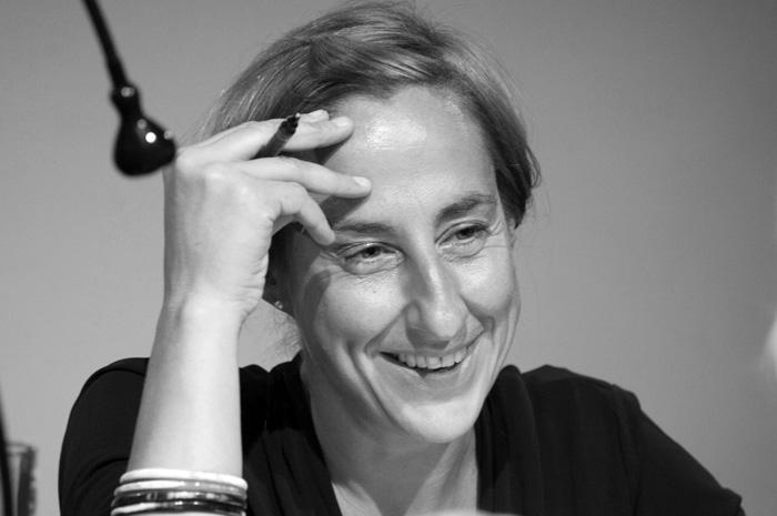 """Judith Hermann: Stellt im Ufo ihren Roman """"Aller Liebe Anfang"""" vor."""