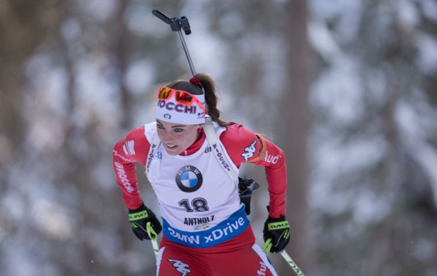 Dorothea Wierer (Foto: Manzoni)