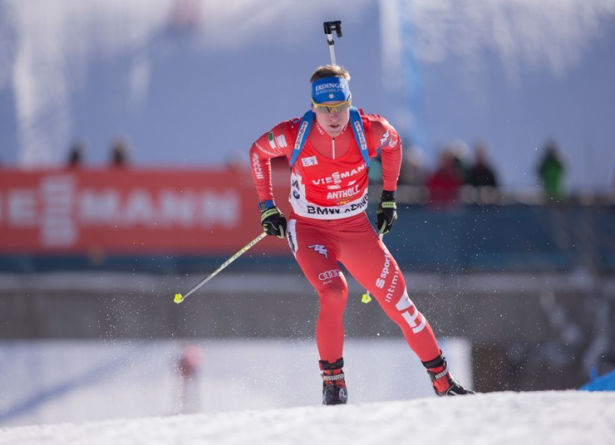 Lukas Hofer (Foto: Manzoni)