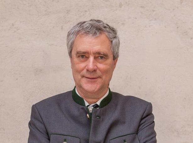 Süd-Tiroler Freiheit-Mann Hartmuth Staffler