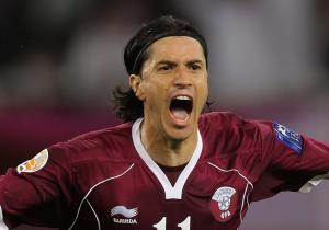 Katar-Nationalspieler Montezine (Foto: esporte Futebol.br)