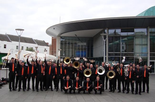 Brass Band Wipptal :  Viel Gründe zum Feiern.