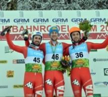 Doppelgold für Südtirol