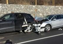 Unfall in Latsch