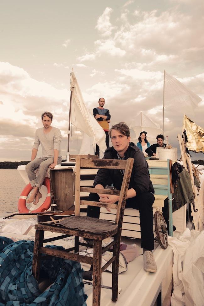 Juli: Eine der ganz großen Bands der deutschen Pop-Rock Szene kommt zum des FULL TENSION 2015 nach Bozen