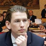 Minister Sebastian Kurz