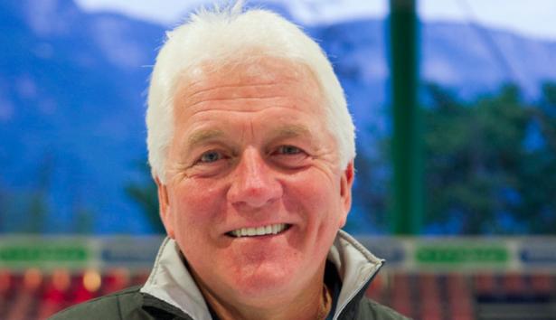 Der neue HCB-Trainer Don MacAdam