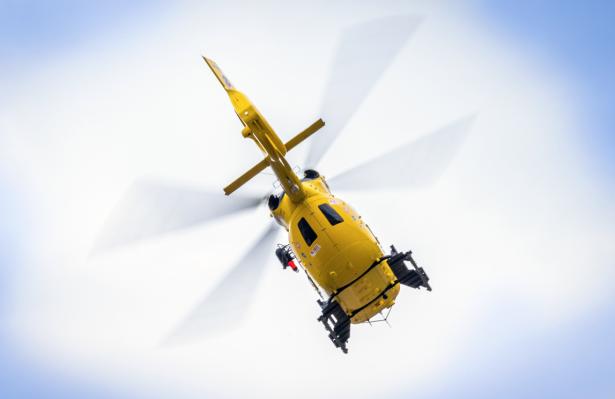 Rettungshubschrauber Pelikan
