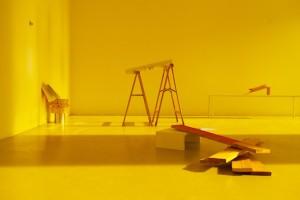Ausstellung in der Galerie Lungomare: Gelbraum der Erinnerung