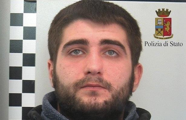Serxhio Selimaj (Foto: Polizei)