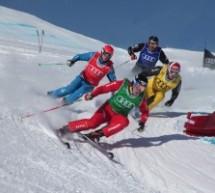 Skicross in Watles
