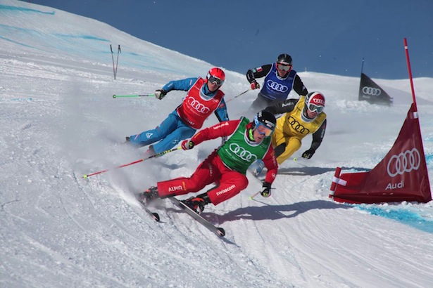 Skicross-Wettkmapf