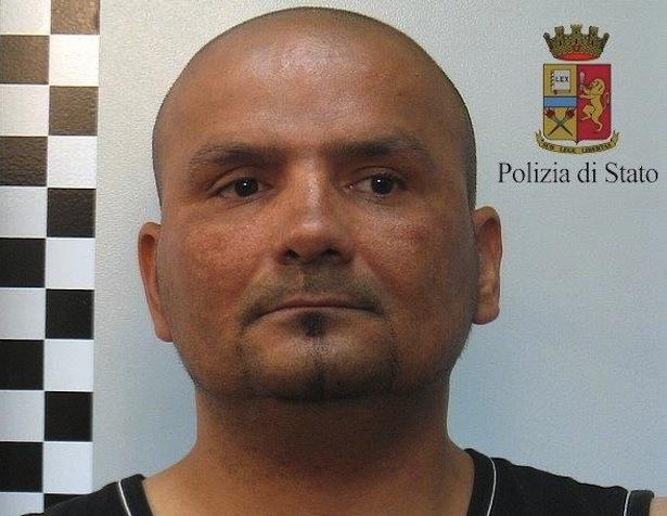 Giuliano Helt (Polizeifoto)