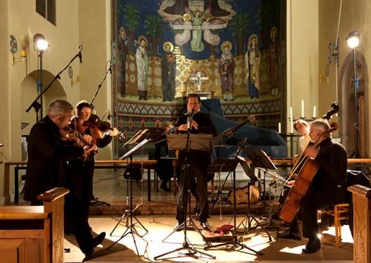 Lorenzo Cavasanti und das Conductus Ensemble: Musikalische Rundreise durch das 17. Jahrhundert