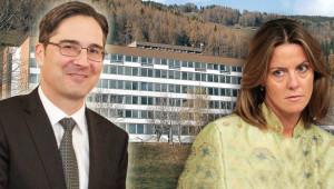 Arno Kompatscher und Beatrice Lorenzin