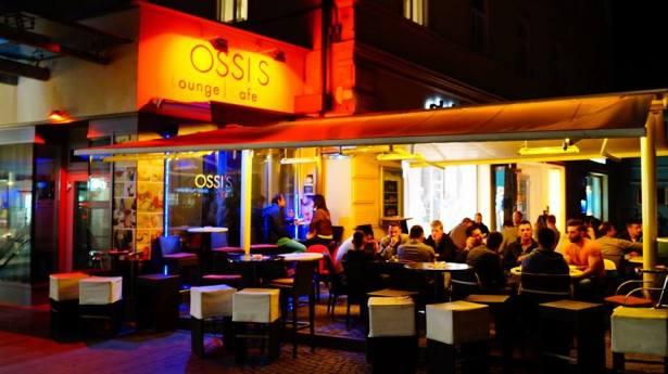 pu Ossi's Lounge Cafe