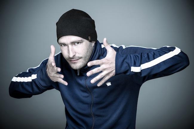 Vokalartist Andreas Schwerer: Die menschliche Stimme als Instrument (Foto: Emile Holla)