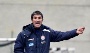Trainer Adolfo Sormani