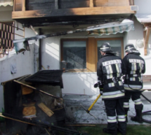 Brand in Thuins