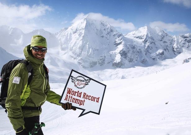 Der Bergführer Olaf Reinstadler