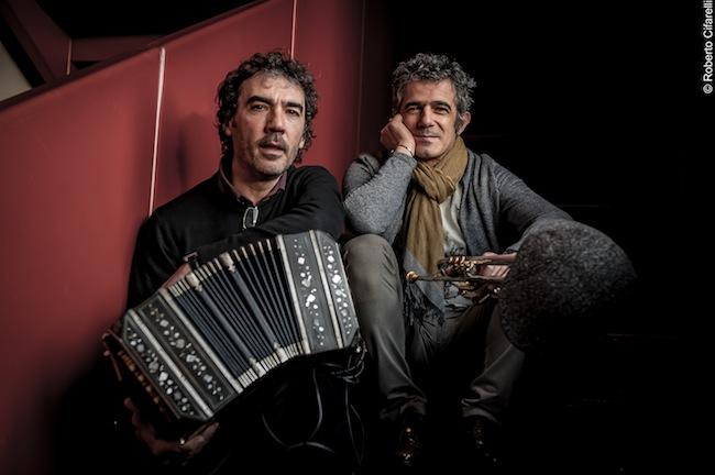 """Paolo Fresu & Daniela Bonaventura: """"In Maggiore"""", (Foto: Roberto Cifarelli)"""