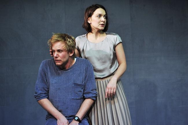 Pascal Riedel und Barbara Romaner: Menschen sind verwirrend (Foto: Gabriela Neeb)