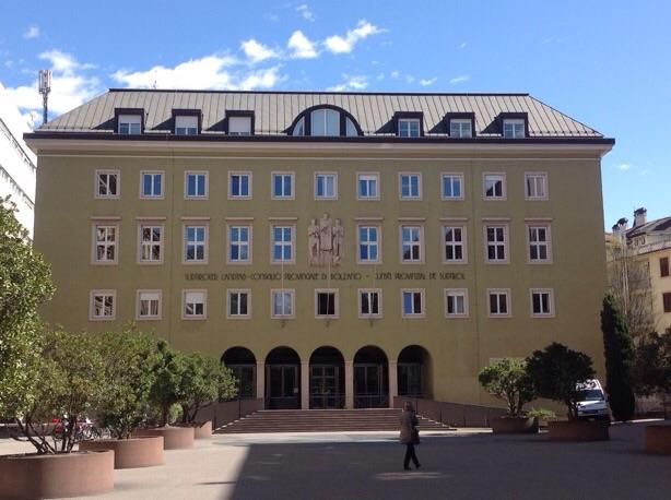 Der Südtiroler Landtag