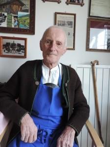 In Dachau habe ich mir geschworen: Wenn ich wieder nach Hause komme, verzeihe ich jedem.