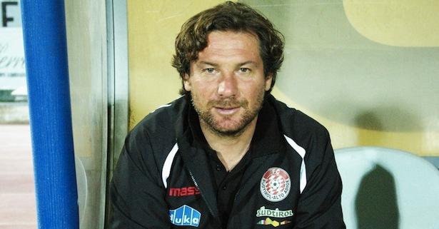 Trainer Giovanni Stroppa