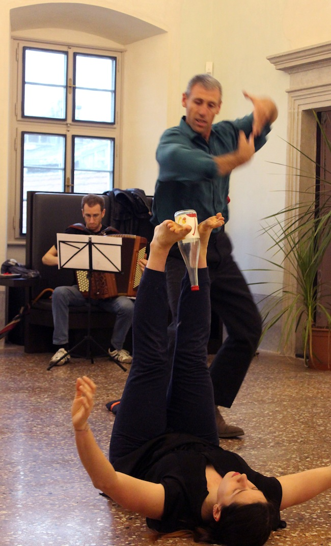 Tanztheater Muspilli: Kramen im eigenen Museum