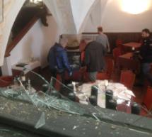 Einbruch in Restaurant