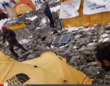 Die Erdbeben-Lawine