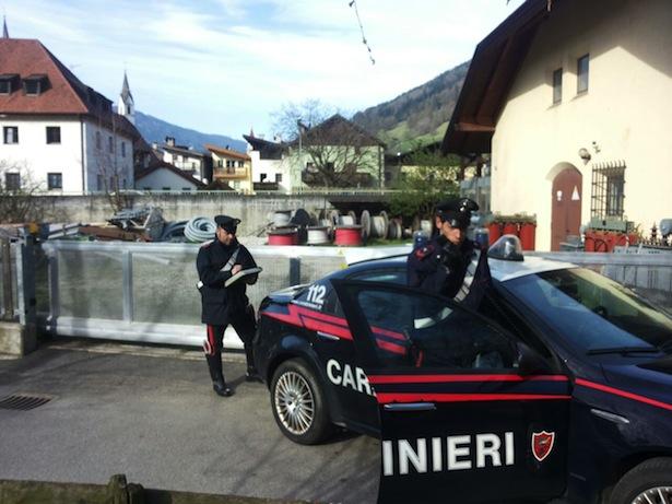 Carabinieri Brenner