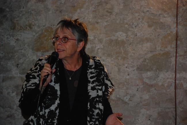 Carmen Bertolazz;Ich bin buchstäblich im Kino aufgewachsen. Meine Eltern hatten kein Kindermädchen, deshalb stand meine Wiege neben der Platzanweiserin.