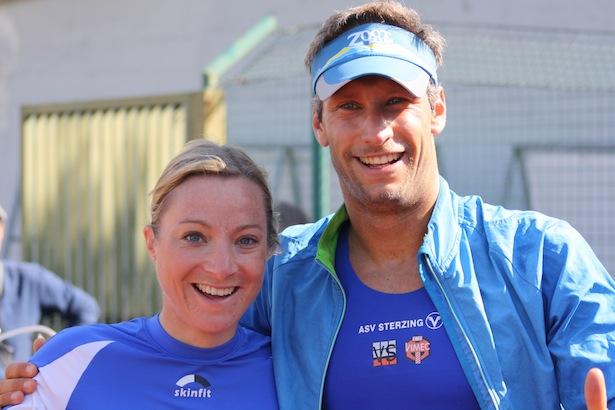 Kathrin Hanspeter und Daniel Hofer