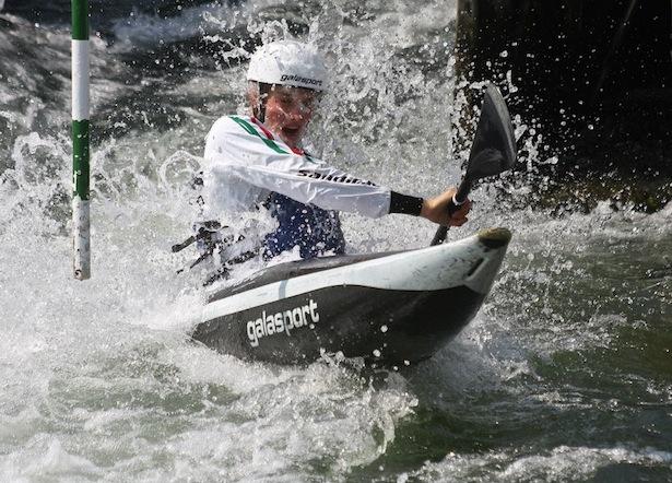 Matthias Weger in Aktion