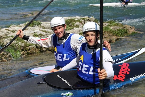 Matthias und Jakob Weger