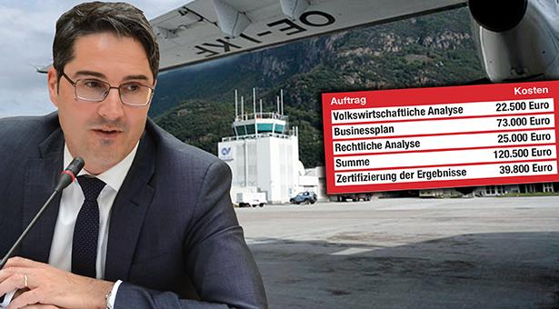 kompatscher flughafen zahlen