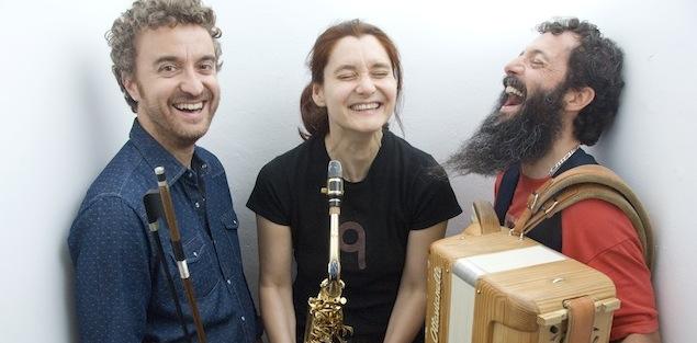 """Niescier – Zanchini – Senni: """"Eine der aufregendsten Stimmen im deutschen Jazz"""" (Foto: Arne Reimer)"""