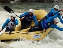 Die Rafting-EM