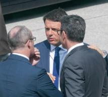 Renzi in Bozen