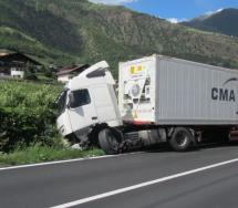 Crash in Tschars