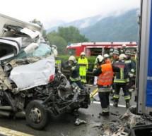 Tod auf der Autobahn